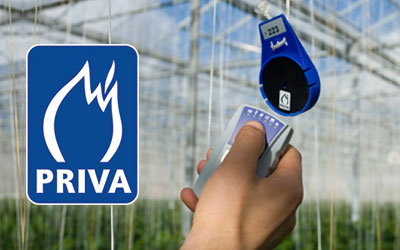 Priva Greenhouse Automation Controls, Niagara